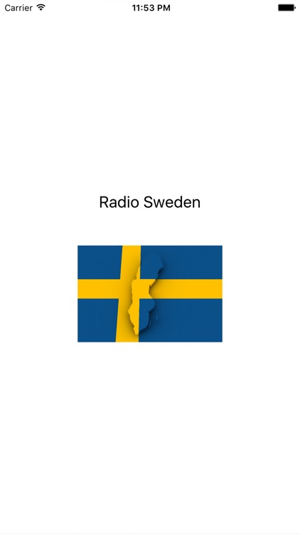 Radio Sweden Streaming Station