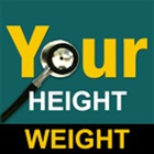 Your Height Weight icon