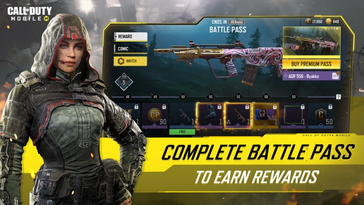 Call of Duty®: Mobile screenshot-5
