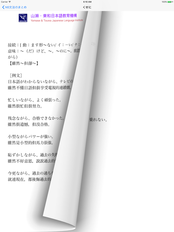 JLPT N2 文法 screenshot 14
