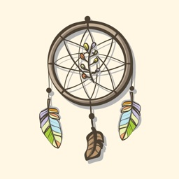 Boho Ornaments Spirit Stickers