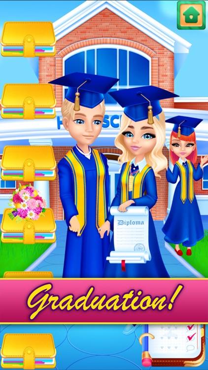 High School Crush Prom Date screenshot-9