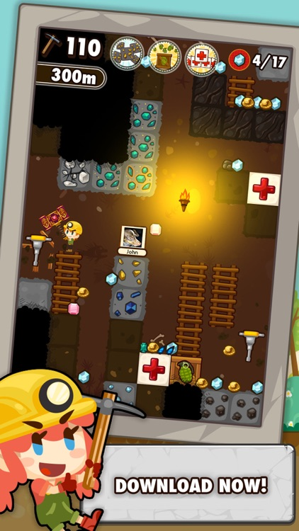 Pocket Mine screenshot-4