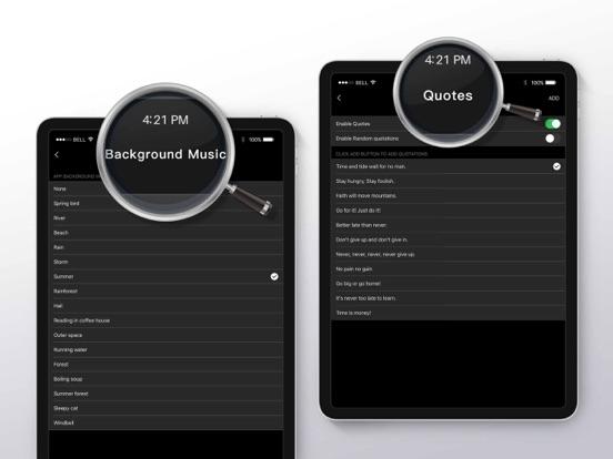 時計アプリ - 見やすい時計のおすすめ画像6