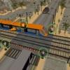 铁路道口列车 Sim 3D