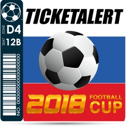 TicketAlert 2018 Football Cup