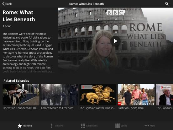 History Hit TV screenshot