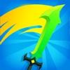 ソードプレイ!3D忍者が駆け抜け斬りまくる - iPadアプリ