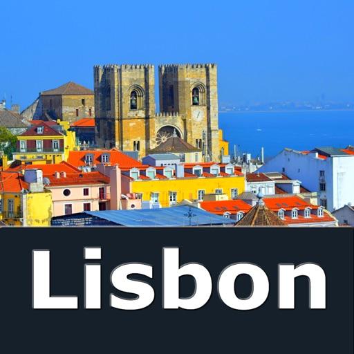 Lisbon (Portugal) – Travel Map