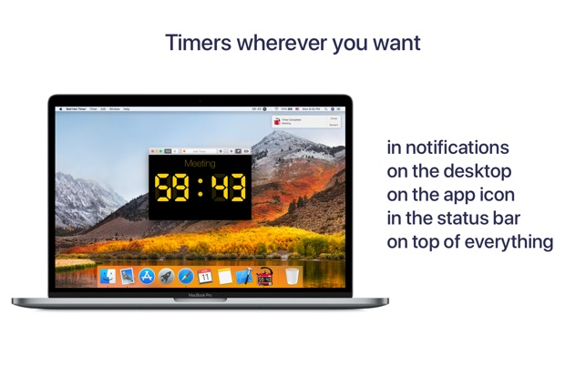 Red Hot Timer on the Mac App Store