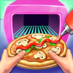 Pizza Maker Cooking Kitchen