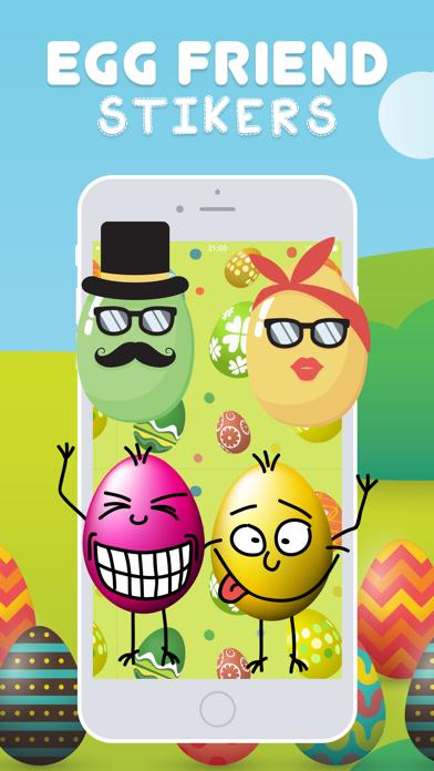 Egg Friend Stickers screenshot one