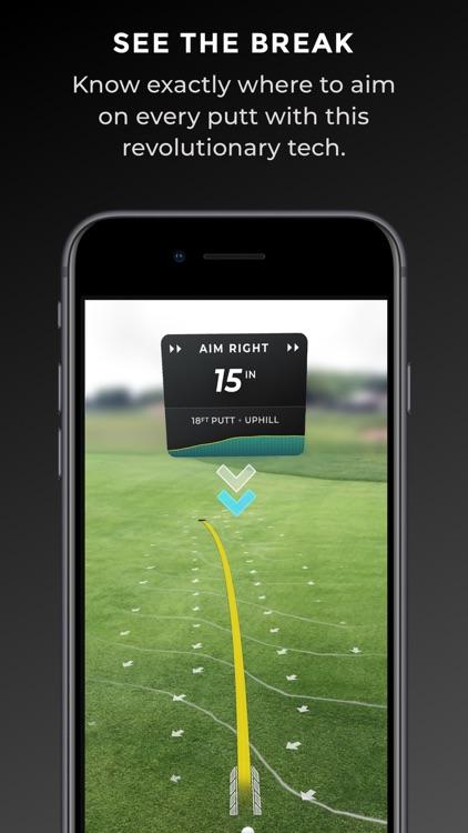 Golf Scope - AR Green Reading screenshot-0