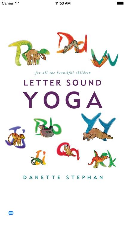 Letter Sound Yoga