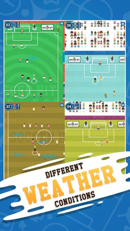 Soccer Hit - International Cup screenshot-4