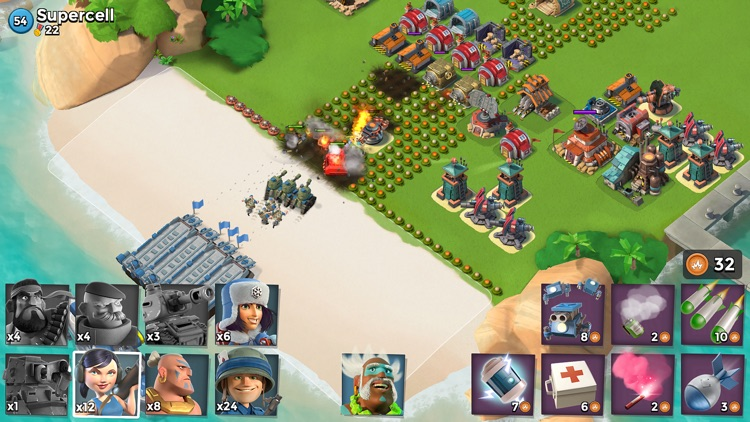 Boom Beach screenshot-5