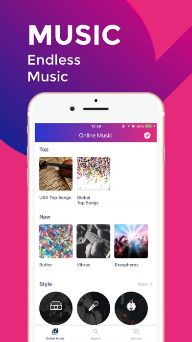MusicBox - Enjoy Music for Windows
