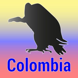 The Birds of Colombia