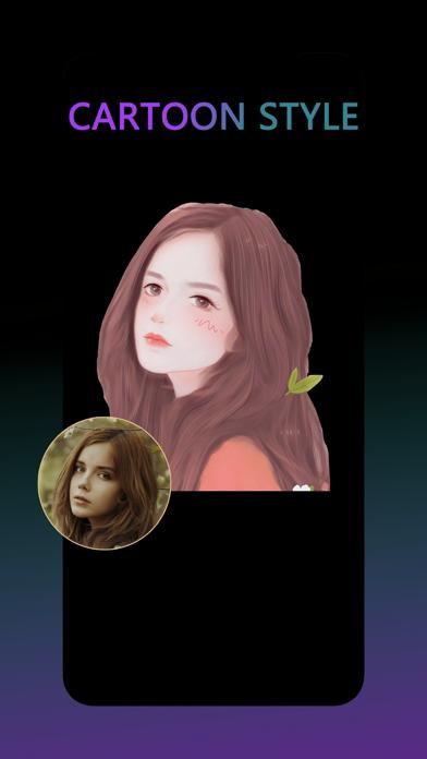 PicShop - Cartoon photo editorのおすすめ画像2