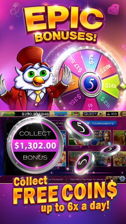 High 5 Casino: Hot Vegas Slots screenshot-3