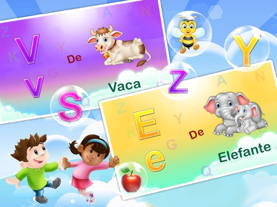 Spanish Alphabet Educational screenshot 8
