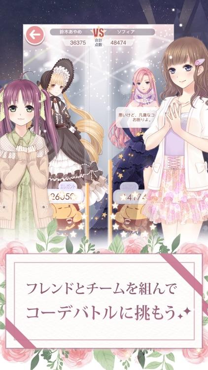 ミラクルニキ-お着替えコーデRPG screenshot-3