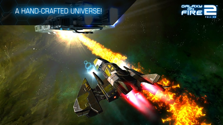 Galaxy on Fire 2™ HD screenshot-3