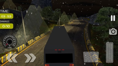 Offroad Tourist Bus Sim screenshot one