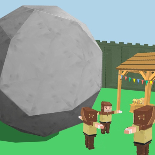 Rock of Destruction! app for ipad