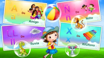 Spanish Alphabet Educational screenshot 2