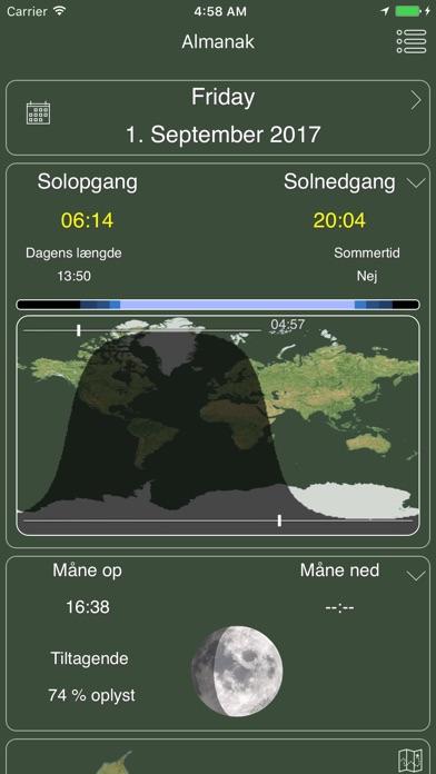 Screenshot for Jagt in Denmark App Store