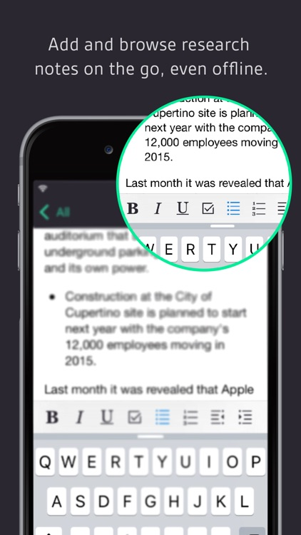 Bipsync Notes screenshot-3