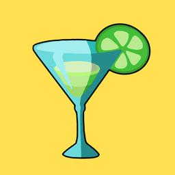 Ícone do app Vintage American Cocktails