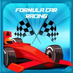 Formula mobile car racing