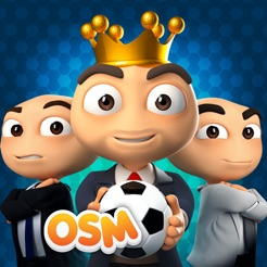 Online soccer manager osm on the app store online soccer manager osm 4 gumiabroncs Gallery