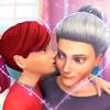 虚拟 奶奶 快乐 家庭
