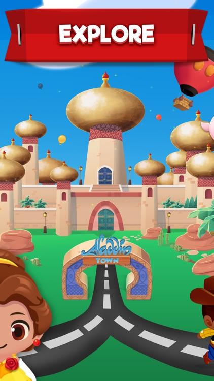 Disney Pop Town! Match 3 Games screenshot-5