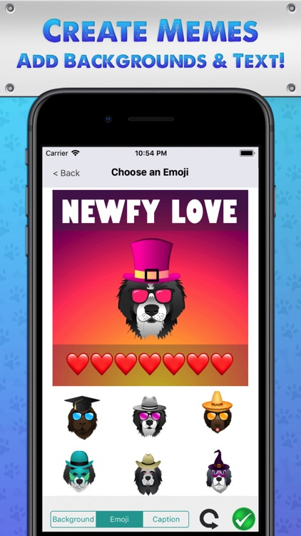 NewfyMoji screenshot-3
