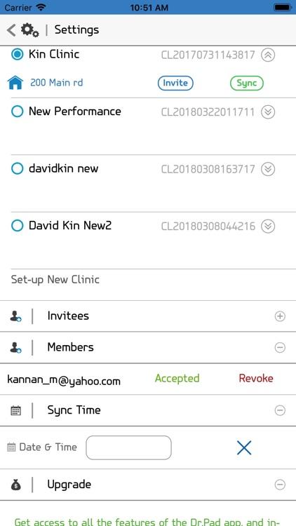 Dr.Pad: Patient Medical Record screenshot-8