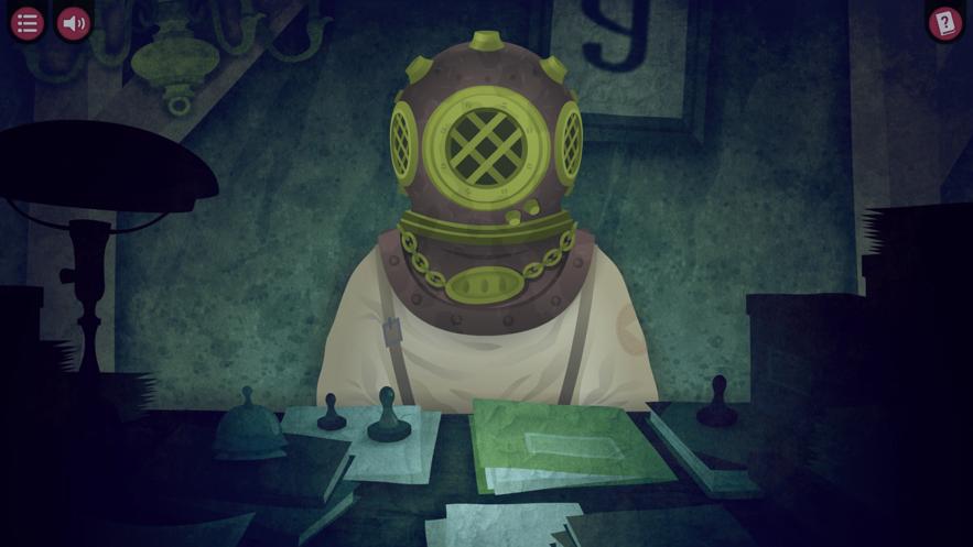 The Franz Kafka Videogame App 截图