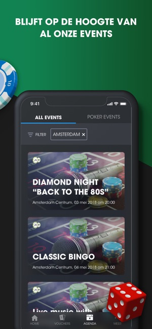 Holland Casino Favorites on the App Store