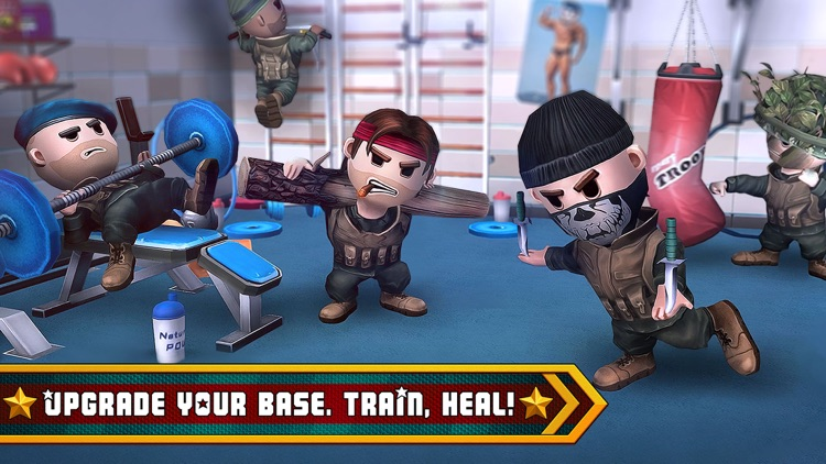 Pocket Troops: The Expendables screenshot-4