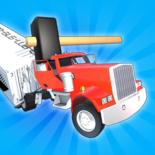 Crash Master 3D free software for iPhone and iPad