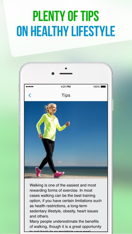 Weight Loss Walking PRO screenshot-5