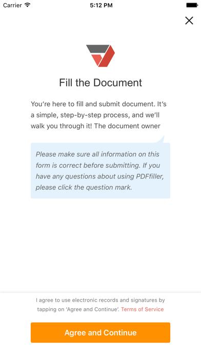 Form Filler screenshot two
