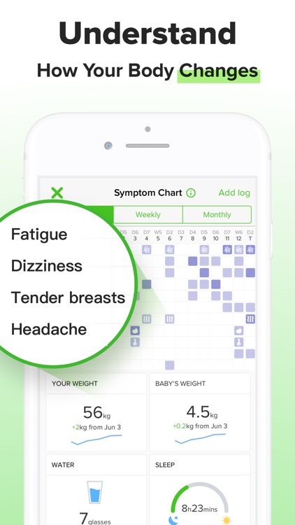 Nurture: Pregnancy + Baby App screenshot-4