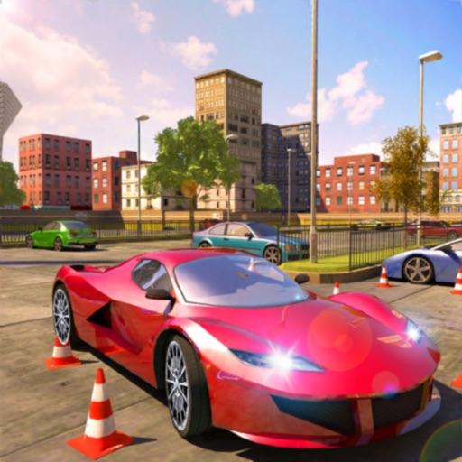 駐車場 - 運転校