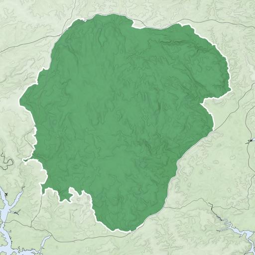 Dartmoor Outdoor Map