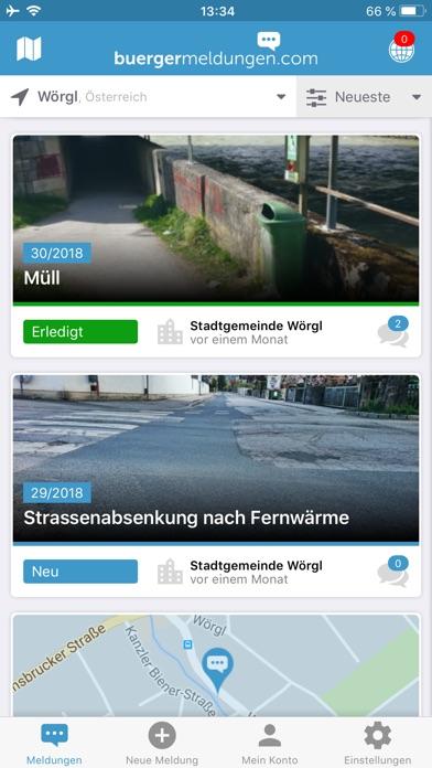 buergermeldungen.comScreenshot von 1