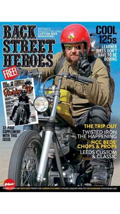 Back Street Heroes Magazine screenshot-3
